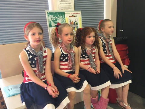 Danville Girl Scouts Variety Show Performance