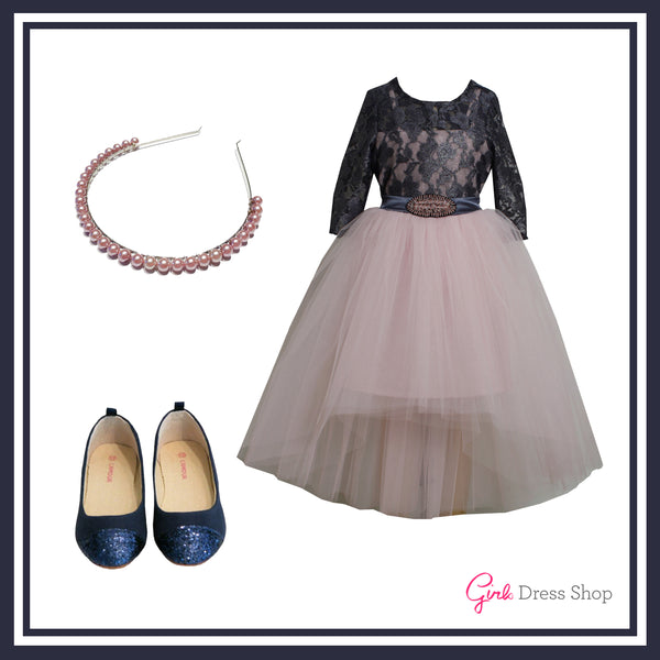 Girls Dress Shop Style tips board