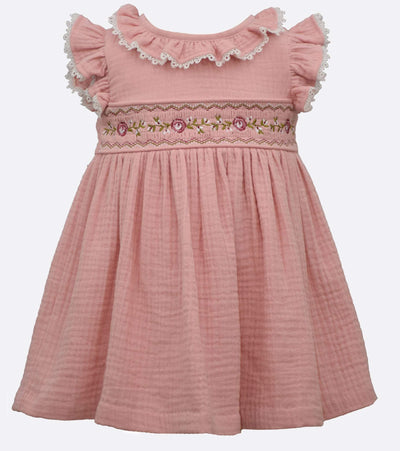 Ellie Smocked Dress