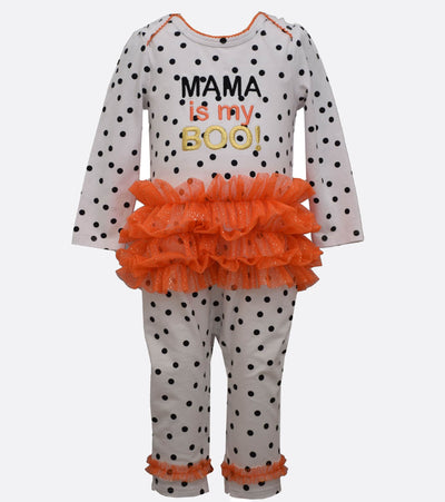 Mama is my BOO Coverall