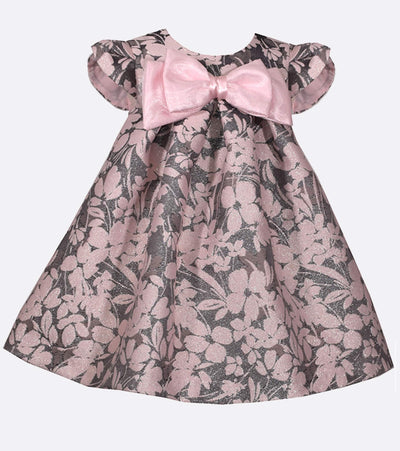 special occasion dress, little girl party dress, party dresses, bows, pink, floral, summer party,