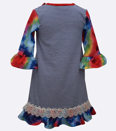 Sally Crayon Dress