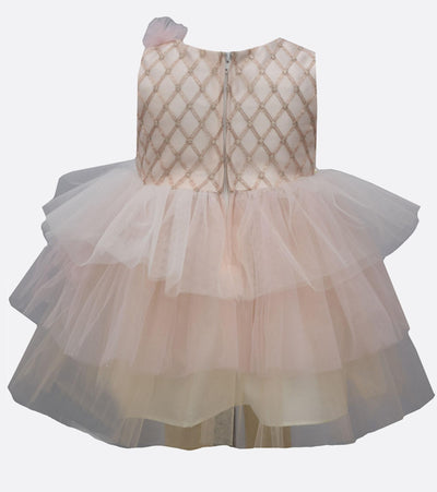 Eliza Tulle Skirt Dress