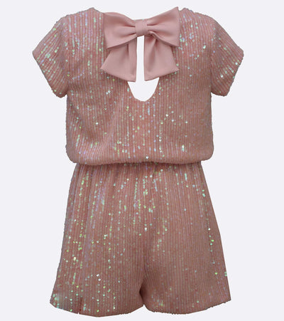 tween sparkle sequin jumpsuit