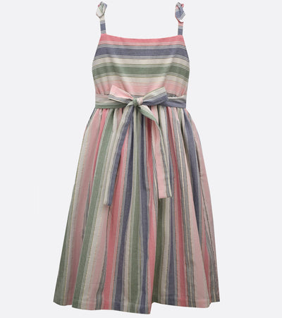 Masie Stripe Dress
