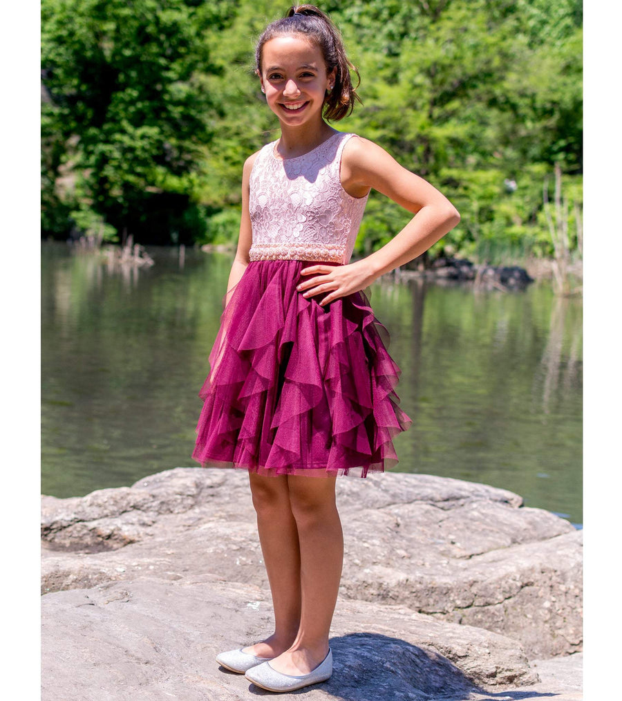 big girl party dress, party dress, fancy dress, special occasion dress, pretty, pink