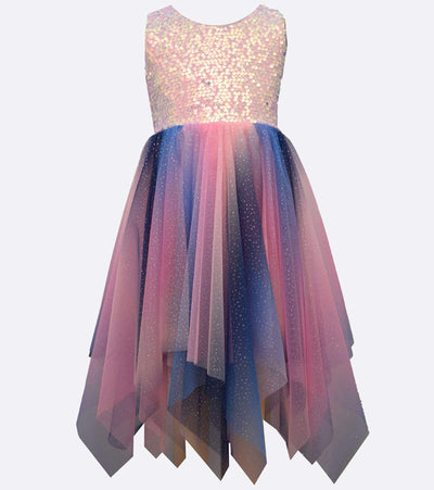 sparkle tulle plus size party dress