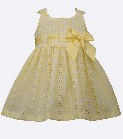 Vicky Eyelet Sundress
