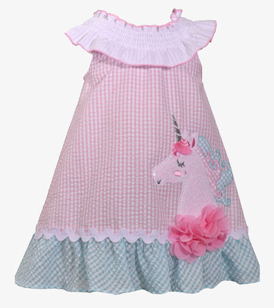 Cora Unicorn Dress