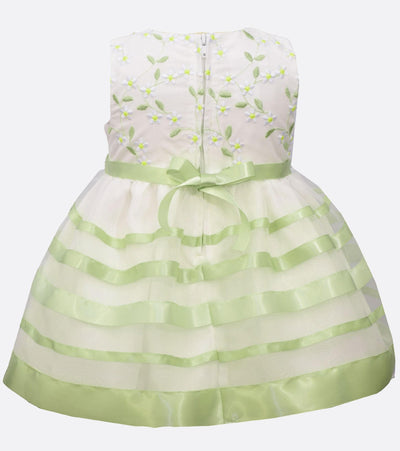 Easter Matching Dresses for Sisters Daisy Ribbon Party Dress
