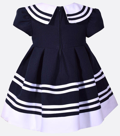 baby girl, nautical, nautical dress, casual, cute