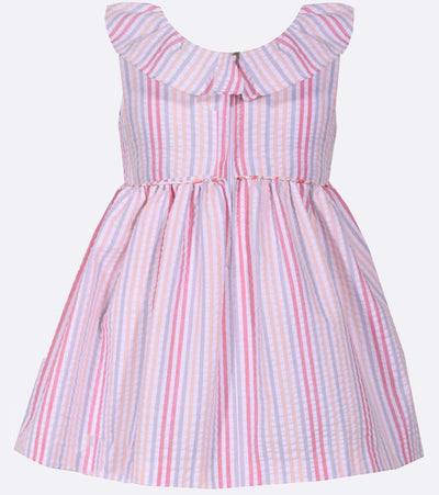 Ellie Stripe Dress