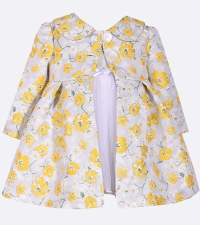 Sammy Floral Coat Set