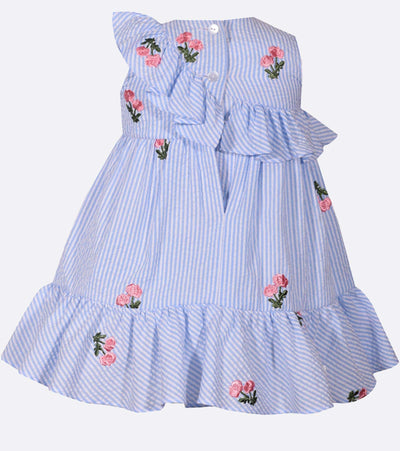 Jules Ruffle Dress