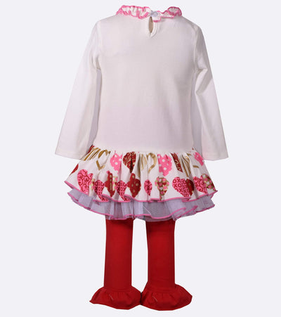 valentine's day dress, little girls valentines, valentine, valentine outfit