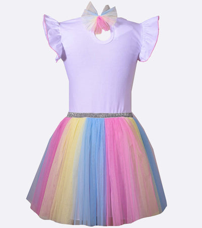 unicorn dress, unicorn, little girl outfit, cute outfit, trendy, tutu, tutu dress