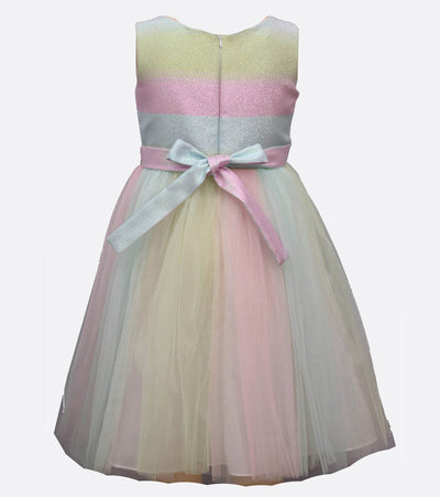 Willow Rainbow Dress
