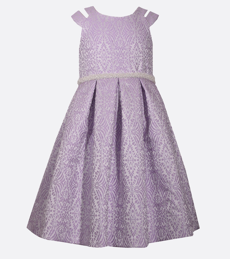 Purple Party Dress for Girls