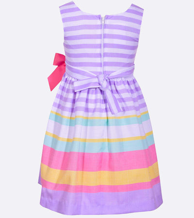 easter dress, dress for easter, stripe, pastels, cute, pretty