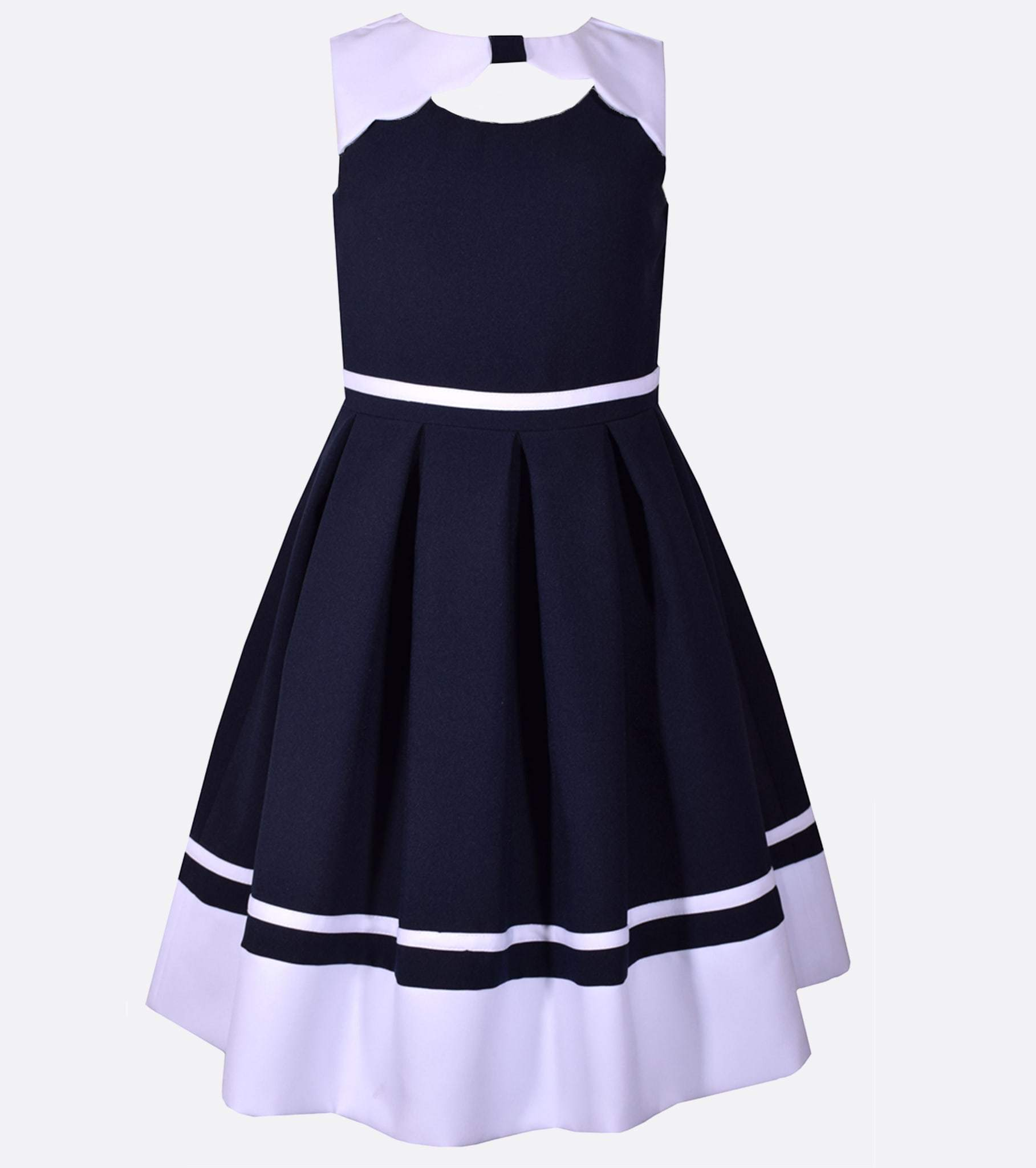 Nautical Dress | Sloan Dress - Bonnie Jean