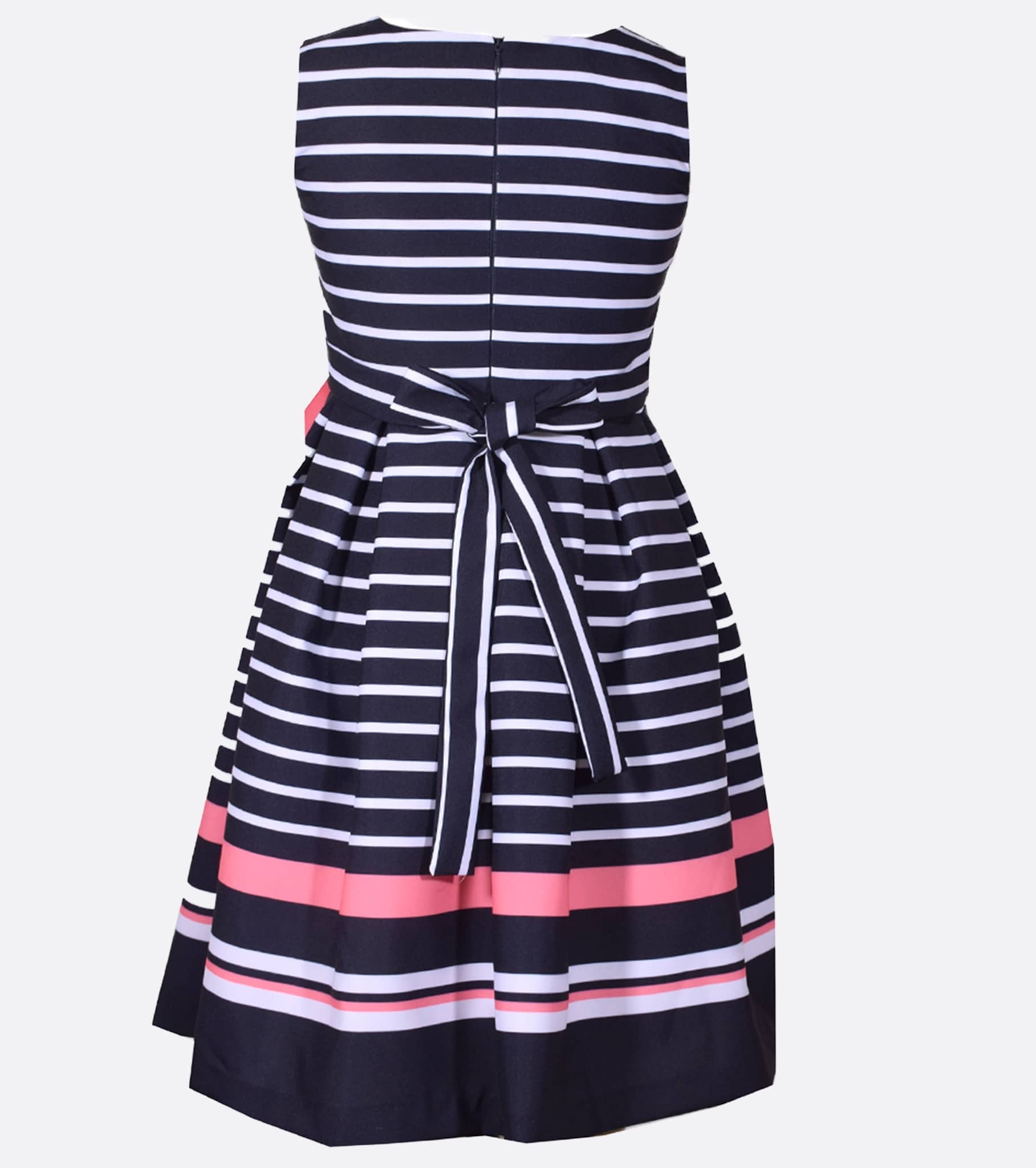 Sweet Stripe | Camilla Dress - Bonnie Jean