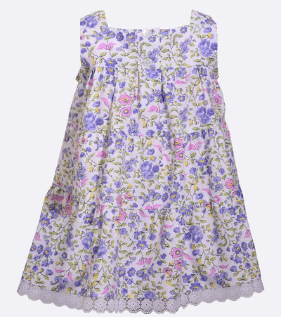 girls dress, floral dress, little girls dress, dress for little girls, cute dress