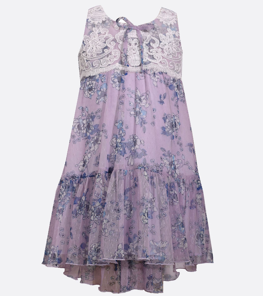 Summer Girls Dresses 7-16