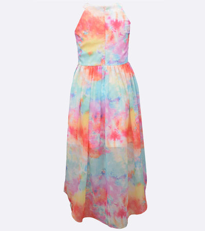 Piper Tie Dye Maxi Dress