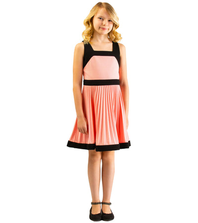 Stacey Pleated Dress