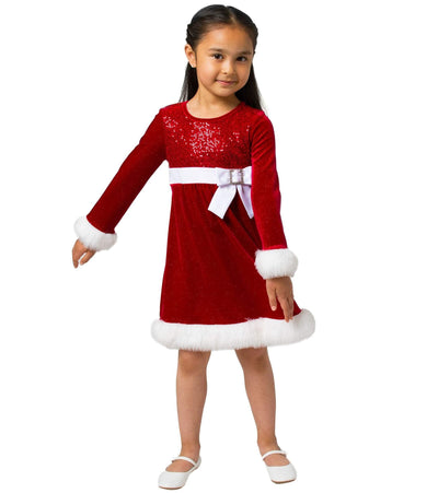 plus size santa dress christmas dress plus size christmas dresses girls plus size - Girl Christmas Dresses