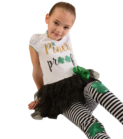 St. Patrick's Day Legging Set