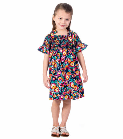 sundress, big girl floral dress, sundress, spring, sundresses for girls, sun dress for little girl