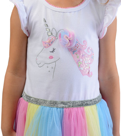 Tina Unicorn Tutu