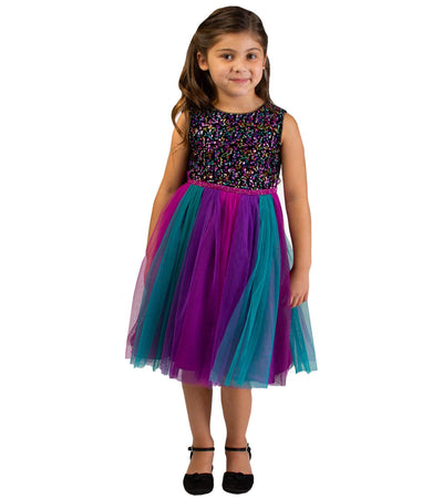 Mimi Rainbow Dress