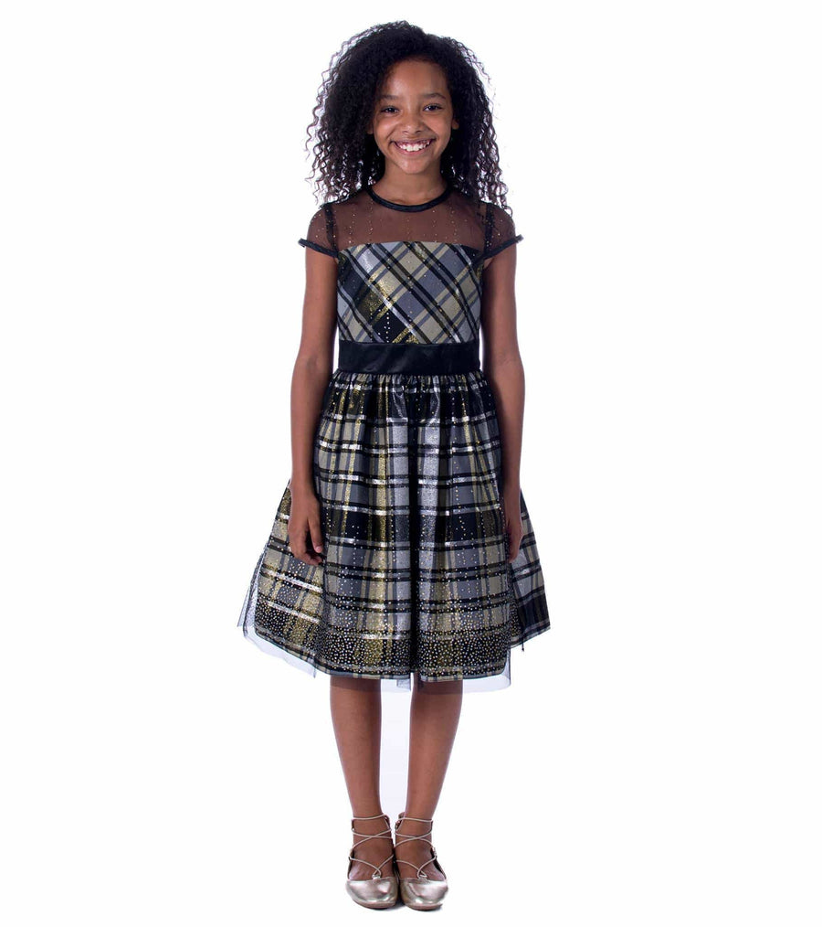 Girls Plus Size Dresses Bonnie Jean