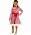 Margo Candy Cane Dress