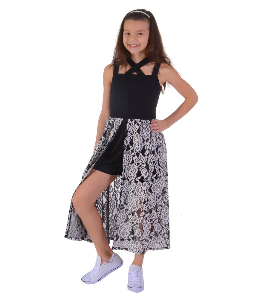 tween dress, tween romper, shaxi, dresses for big girl, maxi, lace, party, elegant