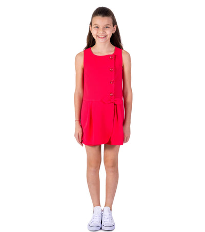 tween romper, romper, summer, big girl, plus size romper