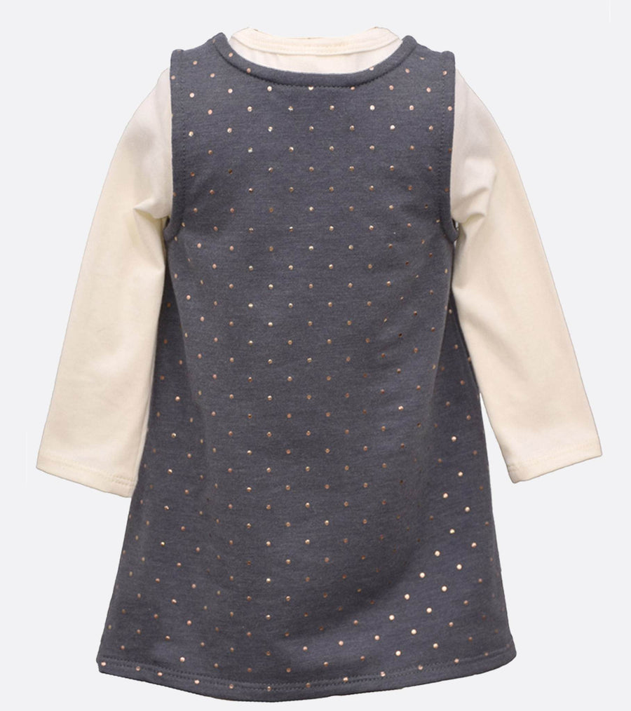 Mandi Foil Dot Jumper