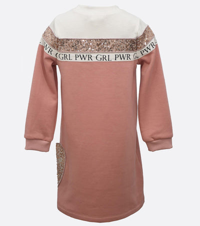 Girl Power Sweater Dress