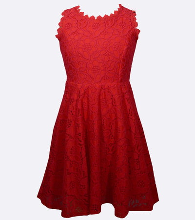 Cute tween lace dress