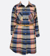 Plaid Button Down Bonnie Jean Shirt Dress