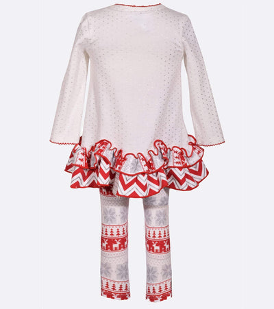 christmas outfit, snowman, holiday legging, legging set
