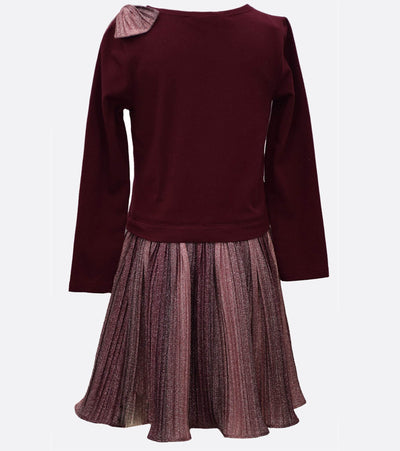 Girls president sweater dress