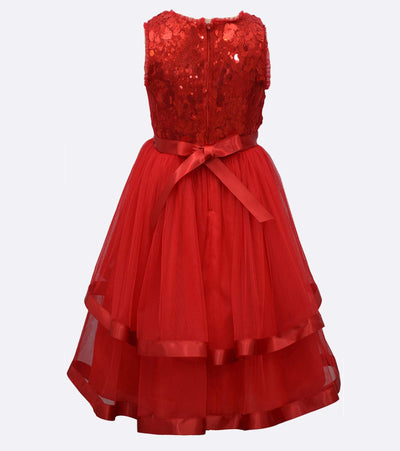 Rae Tiered Party Dress