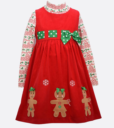 Gingerbread Jumper