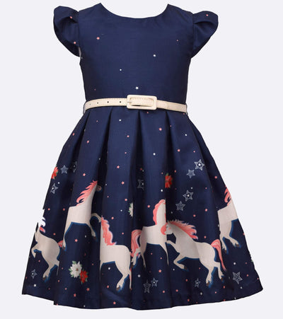 little girls unicorn party dress