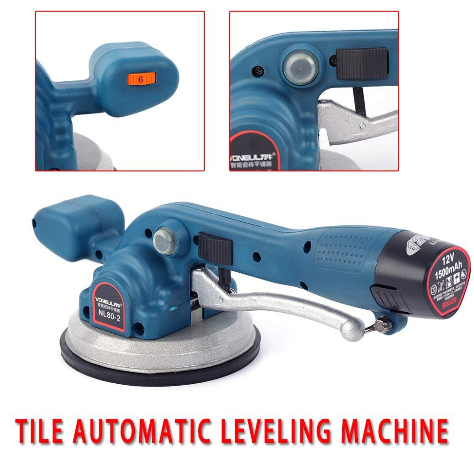 CNCEST AC 100-220V Hand-held  Automatic Tile Leveling Machine