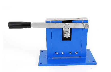 Professional Aluminum Laminate Tube Crimping Sealing Machine 150mm,with 0-9 Numbers,A-Z Letters