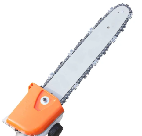 Aluminum alloy 43CC 2-stroke Gasoline Engine Chainsaw Branch Tree Trimming Tool